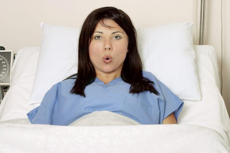 Hamilelikte Nefes Alma Sorunu