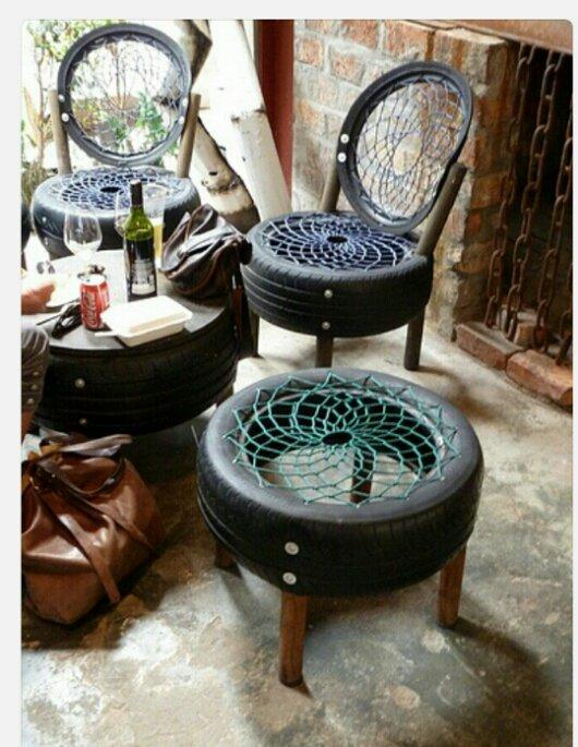 Eski Sandalyelerinizi Değerlendirin