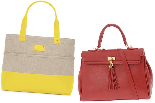 Renkli Çantalar