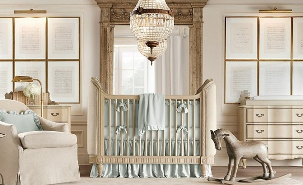 Modern Bebek Odası