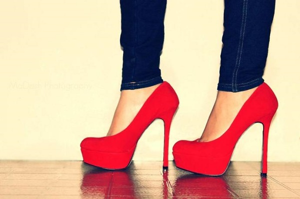 topuklu ayakkabı modeli