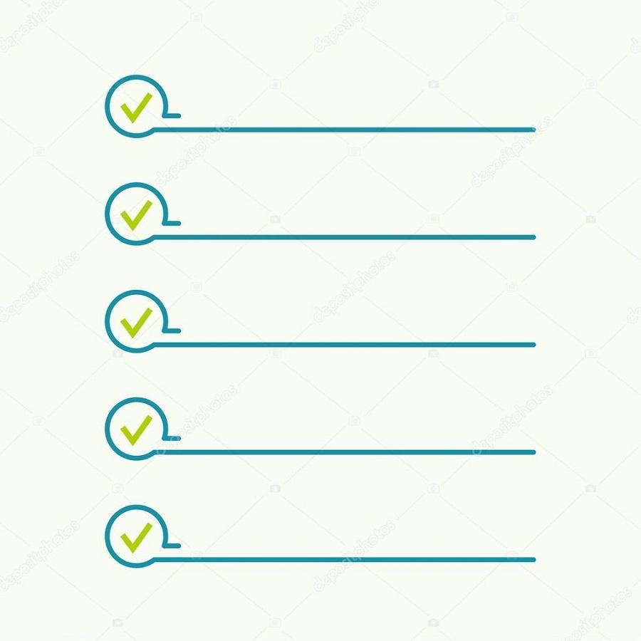 yapılacak listesi