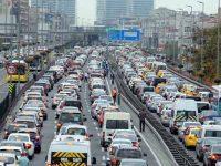 trafik yoğunluğu