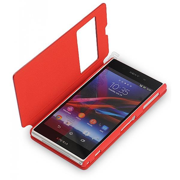 Deri veya Sert Plastik Malzemelerden Sony Kılıfları
