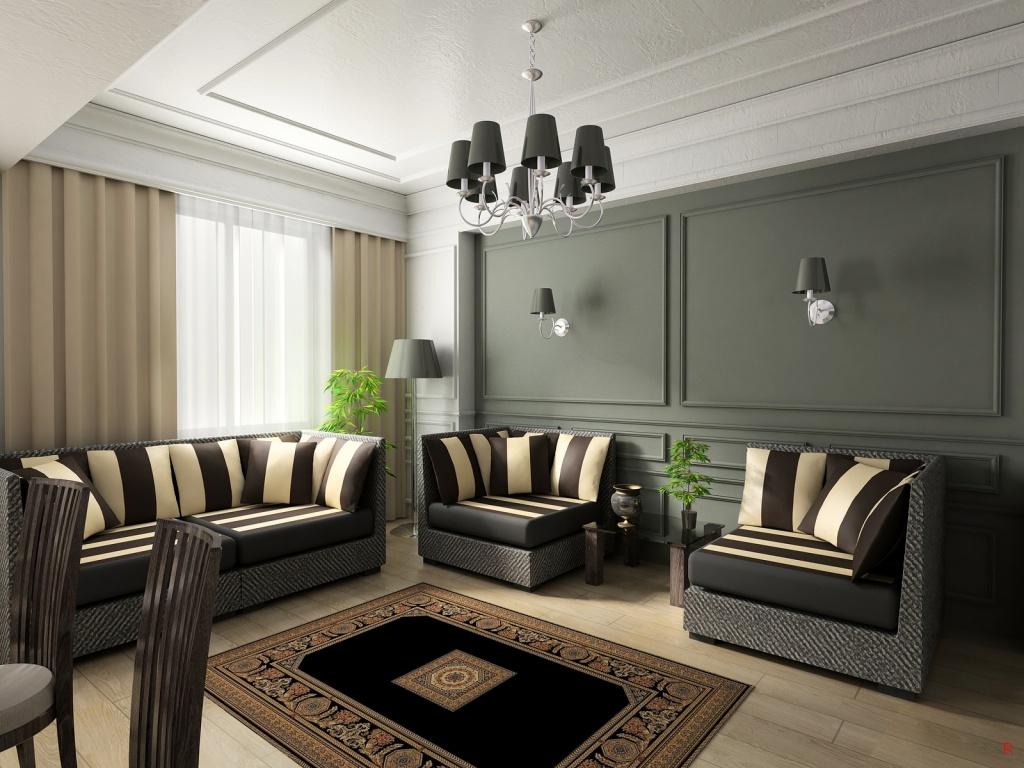 Misafir Odası Dekorasyonu