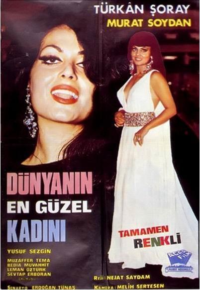 Dünyanın En Güzel Kadını (1968)