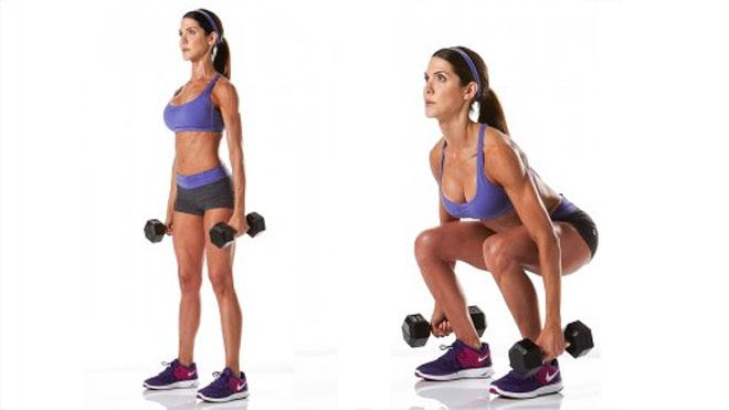 squat hareketleri