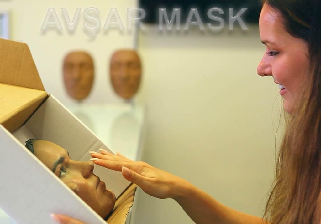 3d mask rinoplasti, burun estetiği