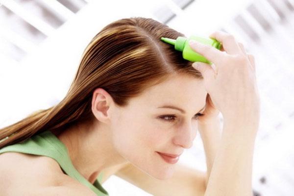 saç bakımı yapmak
