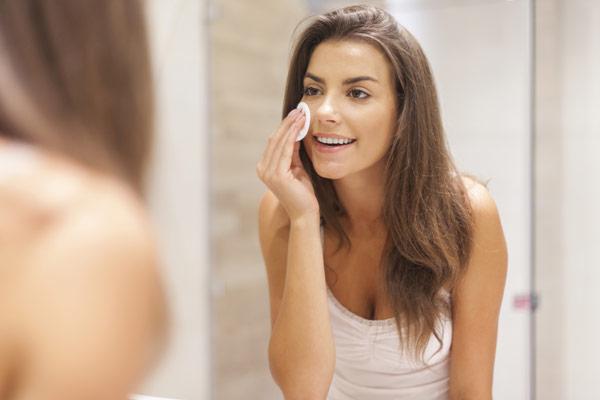yüz temizleme