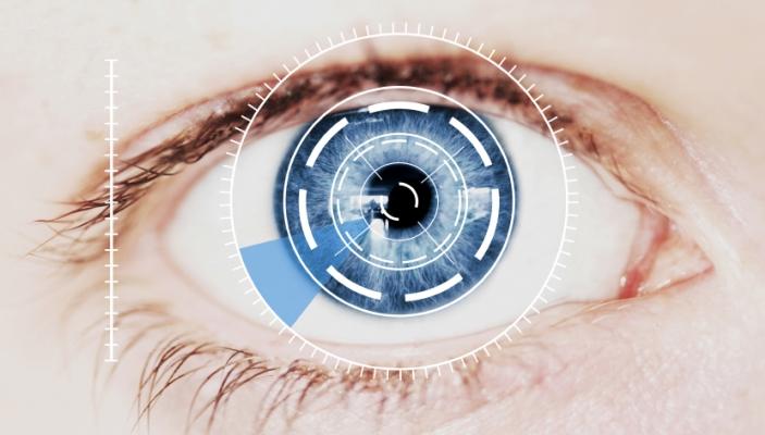 retina taraması