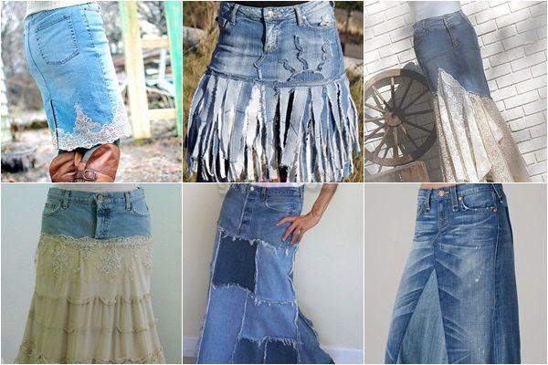 Eski Kıyafetlerinizi Tekrar Trend Yapın