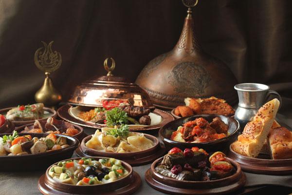 ramazanda yemek