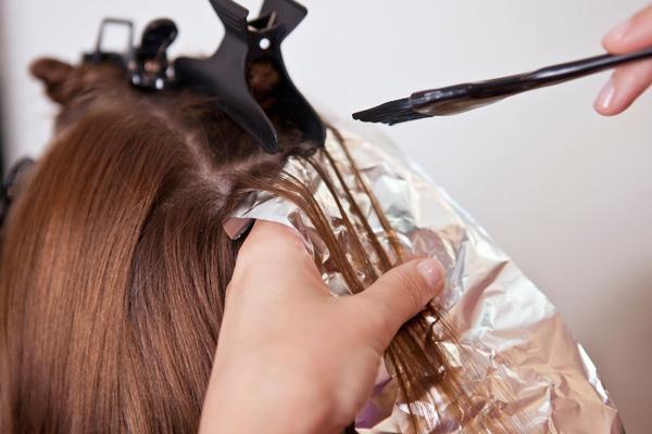 gebelikte saç boyamak