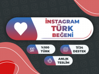 Türk Beğeni Satın Alma